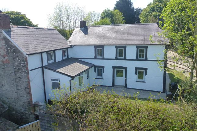 Detached house for sale in Llanfyrnach