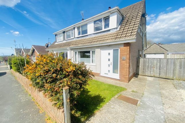 3 bed semi-detached house for sale in Pantydwr, Three Crosses, Swansea SA4