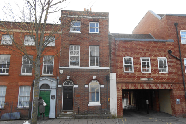 Thumbnail Office for sale in London Street, Reading