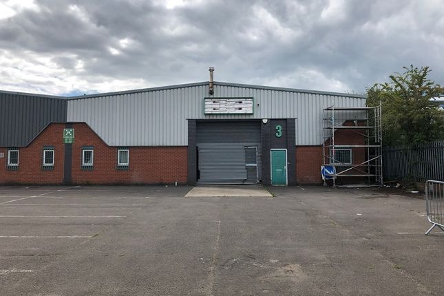 Thumbnail Light industrial to let in Gipsy Lane, Leicester