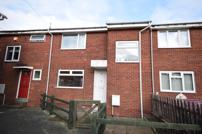 Thumbnail Terraced house to rent in Walpole Close, Warmsworth, Doncaster