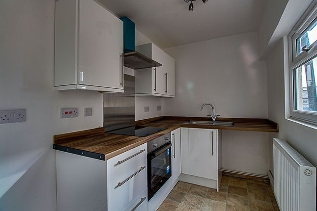 Thumbnail Terraced house for sale in Cambria Street, Griffithstown, Pontypool