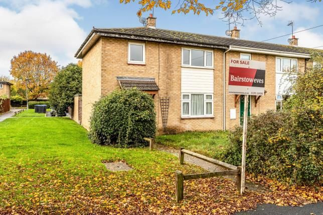 3 bed end terrace house for sale in Meldrum Court, Temple Herdewyke, Southam, Warickshire CV47