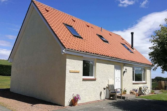 Thumbnail Cottage for sale in Thistle Cottage, Oldhamstocks, East Lothian