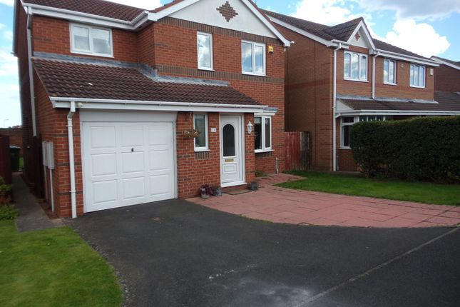 Thumbnail Detached house for sale in Fairfield Avenue, Blyth