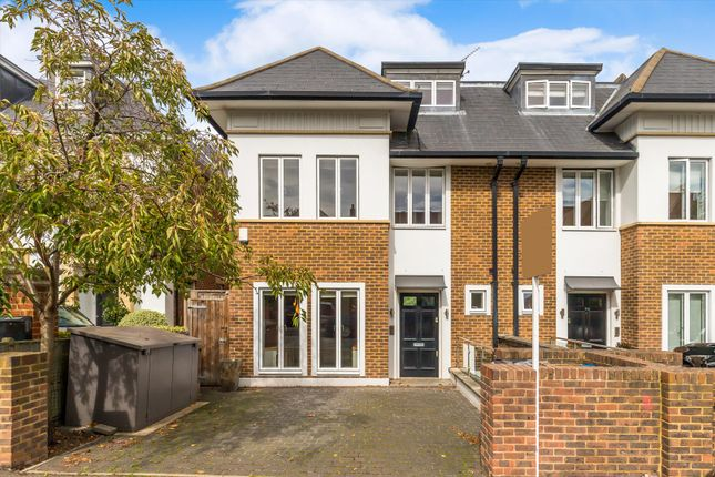 Thumbnail Semi-detached house to rent in Lancaster Gardens, Wimbledon, London