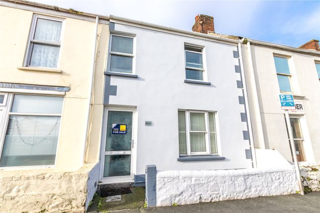 Thumbnail Terraced house for sale in Anfield, New Road, St Sampson