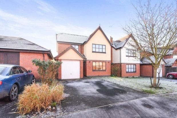 Thumbnail Property to rent in Fairwater Close, Evesham