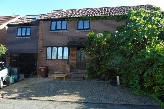 Thumbnail Detached house for sale in Culver Close, Eastbourne