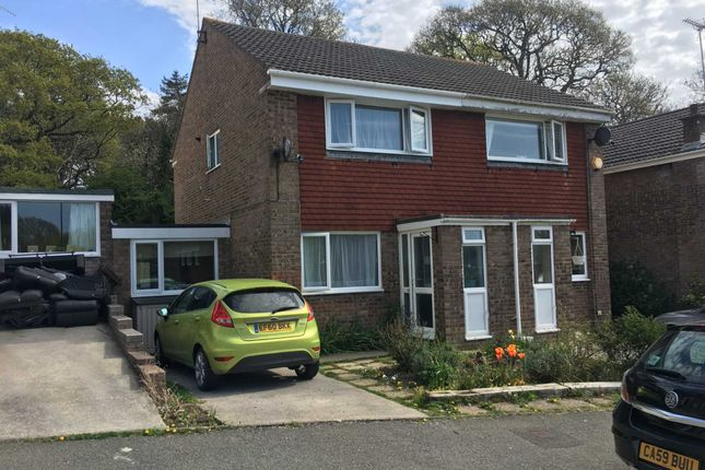 Thumbnail Semi-detached house for sale in Goad Avenue, Torpoint