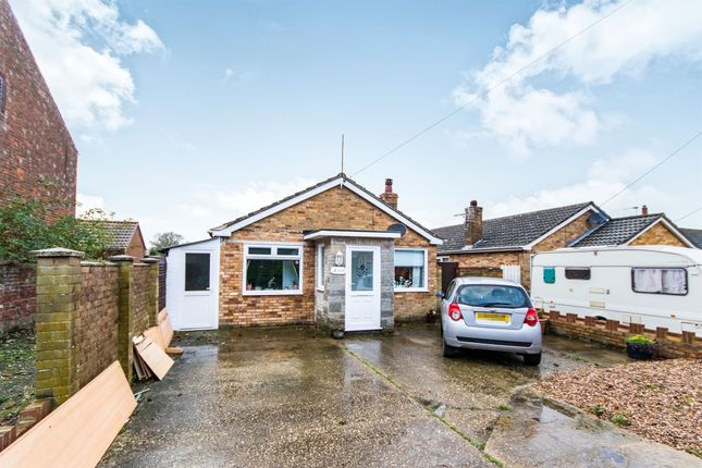 Thumbnail Detached bungalow for sale in Sutton Road, Huttoft, Alford