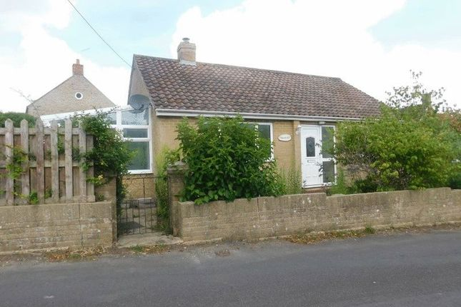 Thumbnail Bungalow for sale in Furge Lane, Henstridge, Templecombe