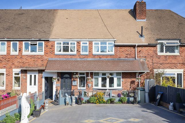 4 bed terraced house for sale in Whittall Drive East, Kidderminster DY11