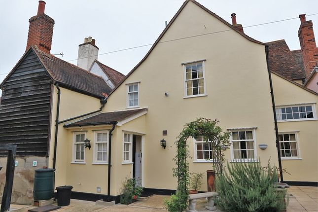 Thumbnail Terraced house for sale in Church Street, Harwich