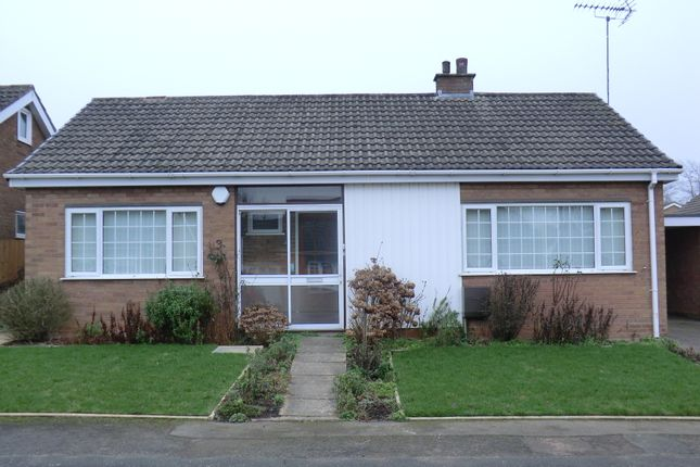 Thumbnail Semi-detached bungalow to rent in Evesham Walk, Cannon Park, Canley