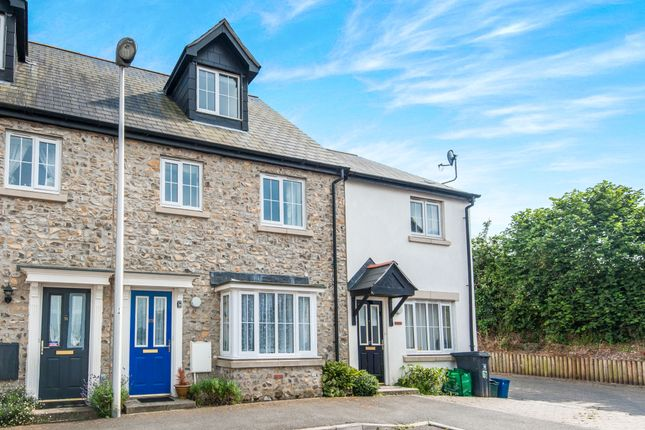 Thumbnail Terraced house for sale in Flax Meadow Lane, Axminster