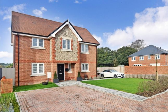 Thumbnail Detached house to rent in Saxon Way, Yapton, Arundel