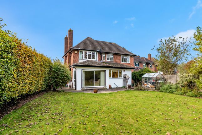 Thumbnail Detached house to rent in Inglewood Grove, Sutton Coldfield, West Midlands