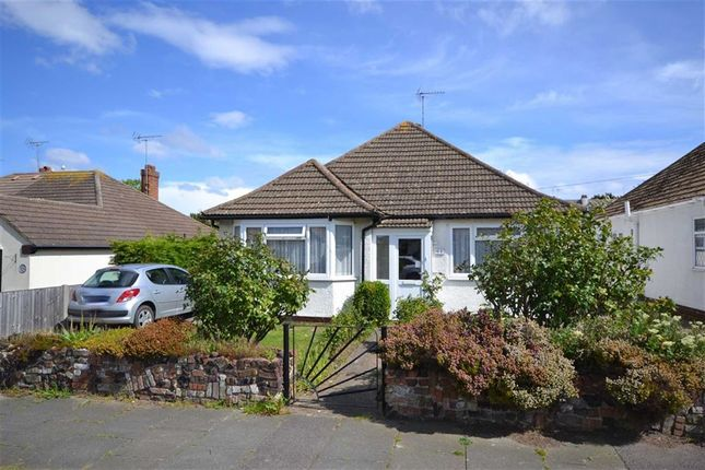 Thumbnail Detached bungalow for sale in Botany Road, Kingsgate, Broadstairs, Kent