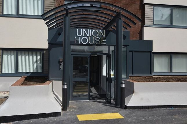 Thumbnail Flat to rent in Union House, 23 Clayton Road, Hayes