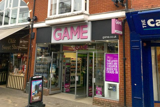 Thumbnail Retail premises to let in 43 West Street, Horsham, West Sussex