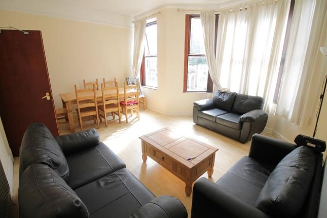Thumbnail Shared accommodation to rent in Connaught Road, Roath, Cardiff