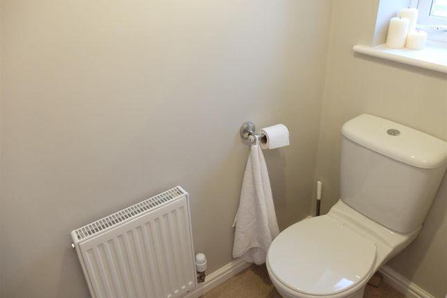 Cloakroom/WC of Tramside Way, Carlisle CA1