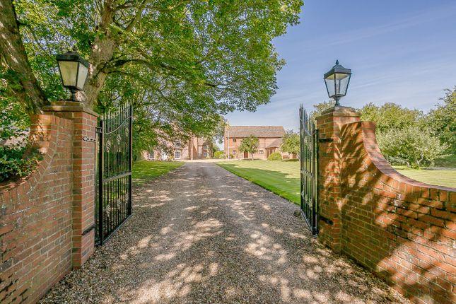 Driveway of Church Road, Warboys, Huntingdon, Cambridgeshire PE28