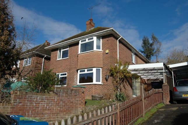 Thumbnail Detached house to rent in Southfield Road, Downley, High Wycombe