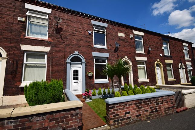 Thumbnail Terraced house to rent in Queens Road, Chadderton, Oldham
