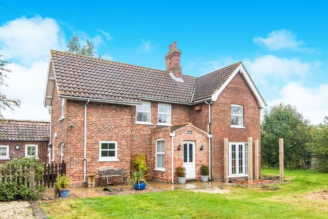 Thumbnail Detached house for sale in Gunby Road, Orby, Skegness