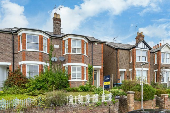 4 bed semi-detached house for sale in Doctors Commons Road, Berkhamsted HP4