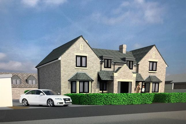Thumbnail Detached house for sale in Springfield, Fletton, Peterborough
