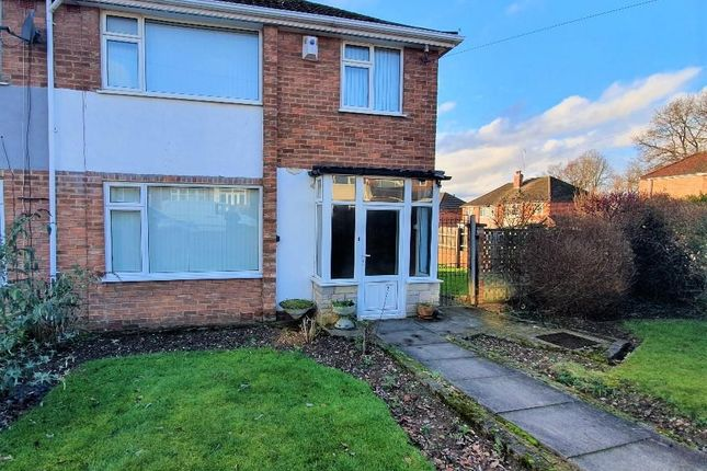 Thumbnail Property for sale in George Marston Road, Ernesford Grange, Coventry