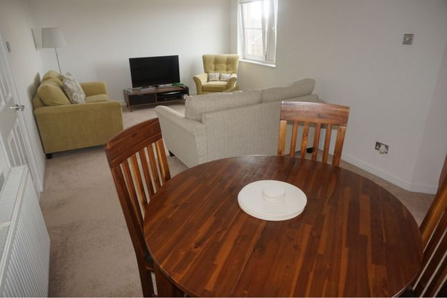 Thumbnail Flat to rent in Montrose Court, Motherwell