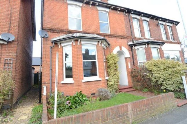 Thumbnail Semi-detached house to rent in Queens Road, Farnborough, Hampshire