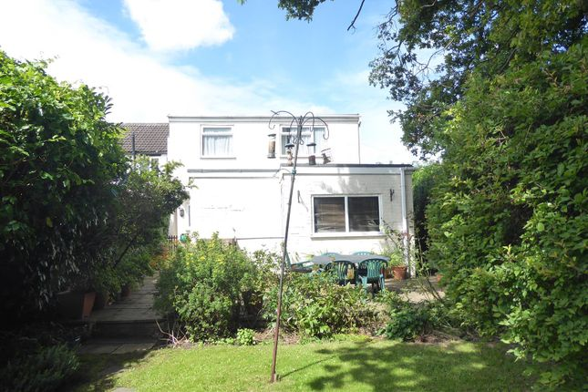 Thumbnail End terrace house for sale in Church Road, Slip End, Luton