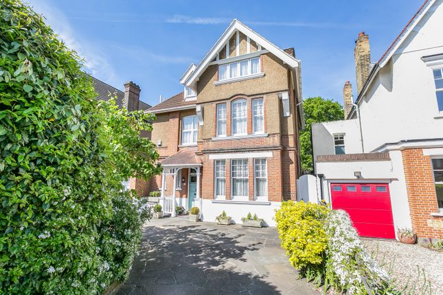 Thumbnail Detached house for sale in Grove Park Road, Mottingham, London
