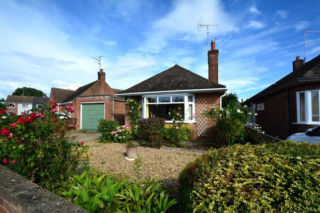 Thumbnail Detached bungalow for sale in Warwick Road, Peterborough