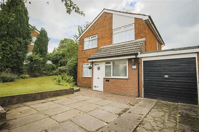 Thumbnail Link-detached house for sale in Southdown Drive, Worsley, Manchester