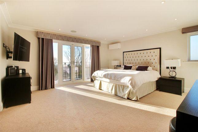 Bedroom of Gables Park, Gravesend Road, Wrotham, Kent TN15