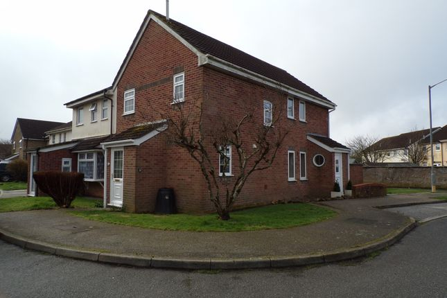 Thumbnail Terraced house to rent in Polisken Way, St Erme
