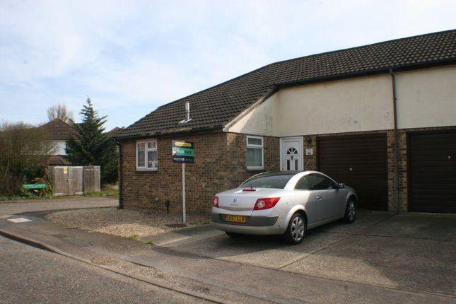 Thumbnail Semi-detached bungalow for sale in Shirley Gardens, Pitsea, Basildon