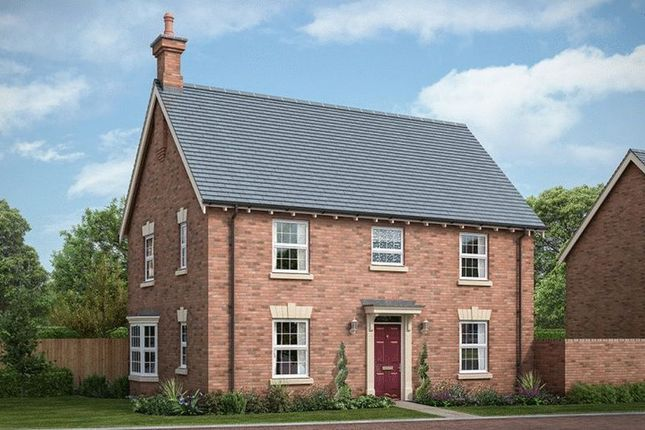 Thumbnail Detached house for sale in The Bicton, Hilltop View, Burton On Trent