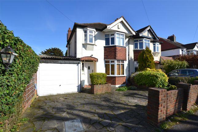 Thumbnail Semi-detached house for sale in Tritton Avenue, Beddington
