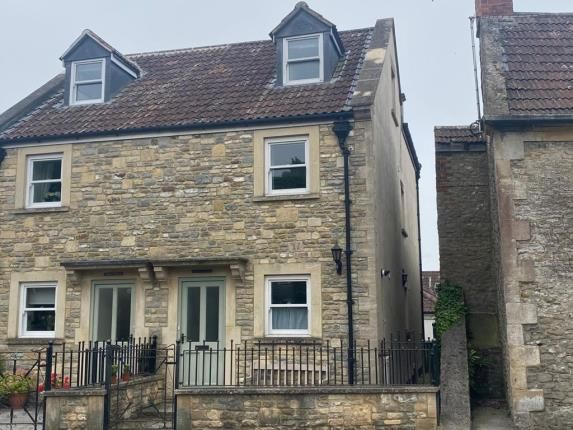 Thumbnail Semi-detached house for sale in Evercreech, Shepton Mallet, Somerset