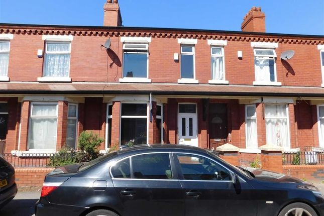 Thumbnail Terraced house for sale in Deramore Street, Rusholme, Manchester