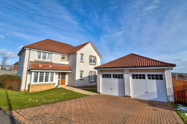 5 bed detached house for sale in St. Martin Crescent, Strathmartine, Dundee DD3