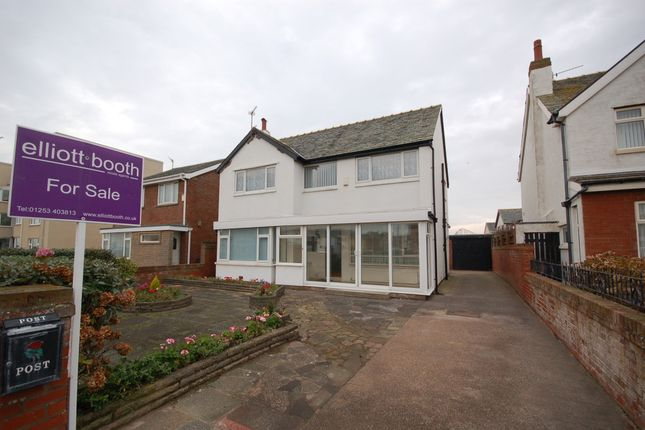 Thumbnail Detached house for sale in Abercorn Place, Blackpool