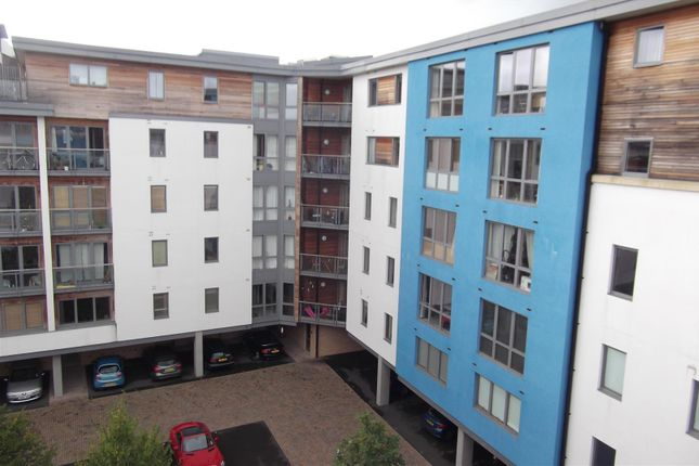 Thumbnail Studio to rent in Sweetman Place, St. Philips, Bristol
